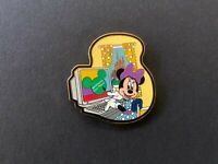 WDW Cast Member Pin Party - Backstage Pass Series Minnie LE Disney Pin 24096