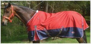 Zilco Crusader Horse Rug Lite Unlined Showerproof  6'6
