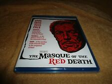 The Masque of the Red Death (1964) [Blu-ray]