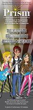 PRISM ROCKSTAR FRIENDSHIP BRACELET THREAD TRAVEL PACK 6 SKEINS - NEW GIFT