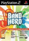 BAND HERO playstation 2 PS2 NUOVO!!