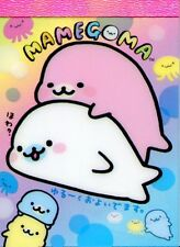 San-X Mamegoma Seal 2 Design Mini Memo Pad #18