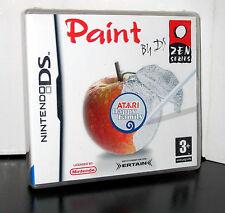 PAINT BY DS ZEN SERIES GIOCO NUOVO PER NINTENDO DS e 3DS EDIZIONE ITALIANA PG167