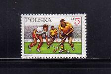 POLONIA/POLAND 1985 MNH 2691 Field Hockey
