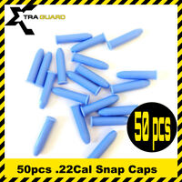 CLEARENCE 50PCS .22 Cal Long Rifle Rimfire Snap Caps Firing Pin Dummy Round