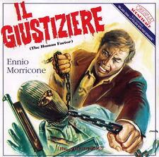 Il Giustiziere & Milano Odia | Ennio Morricone | CD