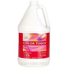 Wella Professionals Color Touch Emulsion 6 Volume (1.9%) Emulsion Gallon