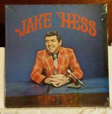 Brand New ~ Jake Hess Greatest Hits Vinyl Record Album (1974, CAM Record Studio)