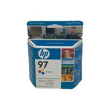 HP 97 TriColor Ink DeskJet 460 5740 5940 6520 6540 C9363WN