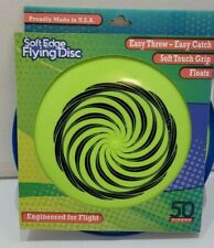 Softedge Flying Disc- Green and Blue