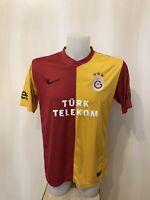 Galatasaray AS 2011/2012 Home Size M Nike football shirt soccer jersey maillot