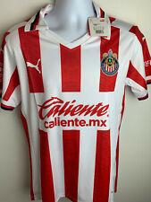 20/21 CLUB DEPORTIVO CHIVAS HOME JERSEY PLAYERA DEL CLUB CHIVAS LA DE CASA 20/21