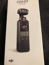 DJI Osmo Pocket Handheld Camera with 3-Axis Mechanical Gimbal