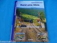 Rund ums Gleis Meisterschule Modelleisenbahn  BOOK