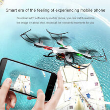 JJRC 2.4GHz 4CH RC Quadcopter HD Camera RC Drone UFO FPV RC Helicopter Gyro Gift