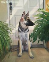 Custom pet portrait oil painting from Photo, Photo to oil painting,100% Handmade