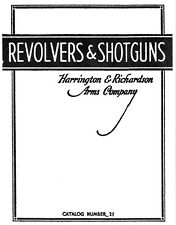 Harrington & Richardson Arms 1932 Company