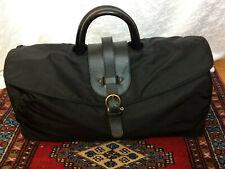 JIL SANDERReisetasche Schwarz Travel Bag Weekender  Tasche