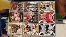 10 HOCKEY ROOKIE PACK ONLY RC ROOKIE, CROSBY, YAGR, BRODEUR, VINTAGE, YOUNG GUNS