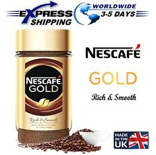 NESCAFE Gold Rich & Smooth Arabica Ground The Finest Instant Coffee Beans 100 g