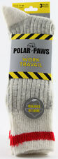 Mens Wool Work Polar Paws Socks (3 Pairs)