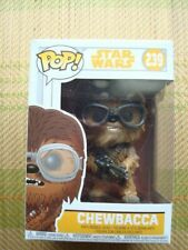 POP! VINYL BOBBLE HEAD   CHEWBACCA #239   ~NEW IN PACKAGE~