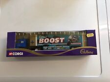 Corgi Cadbury's Boost Bike Team Lorry Model 59519 New