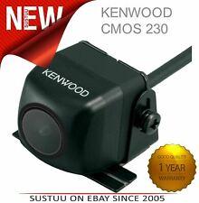Kenwood Universal Reverse/ Parking/ Rear View Camera│Wide Angle│Waterproof│NEW