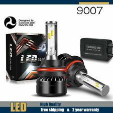 9007 LED Headlight Bulbs for Dodge Ram 1500 2500 3500 2003-2005 Hi-Lo Beam X