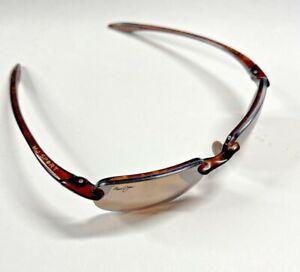 Maui Jim MJ Sport MJ 408-10 Tortoise Sunglasses 15D