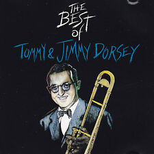 TOMMY & JIMMY DORSEY - CD - THE BEST OF