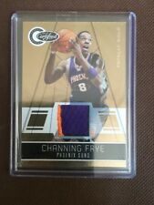 NBA Prime Jersey Card Channing Frye Panini certified 10-11 11/25 (gold V Rare)