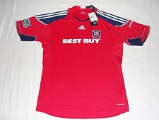 Chicago Fire Pregame Jersey Best Buy Men's XL Red Adidas Formotion New