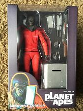 Neca Planet Of The Apes Classic Conquest Gorilla Sdcc 2015 Exclusive