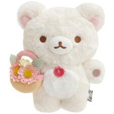 Korilakkuma Plush Rilakkuma Marche Fluffy Stuffed Doll Rilakkuma Store