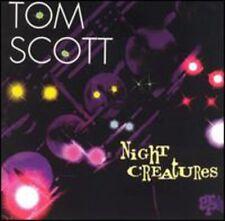 Tom Scott - Night Creatures [New CD] Manufactured On Demand