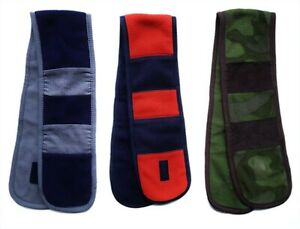 Baby GAP Boys Fleece Scarf Double Layer Warm Mini Neck Winter Wrap 2-5 y