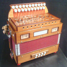 Paolo Soprani Button Accordion Melodeon Organetto
