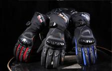 gants moto homologue CE chaud tactile hiver