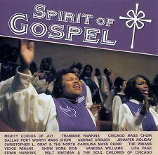 SPIRIT OF GOSPEL / CD - TOP-ZUSTAND