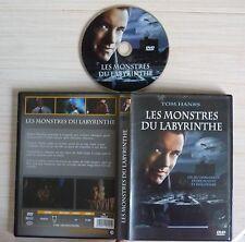RARE VERSION DVD FILM LES MONSTRES DU LABYRINTHE TOM HANKS EN FRANCAIS