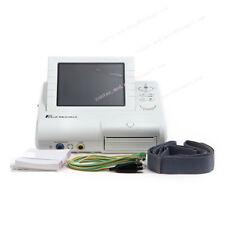 CMS800G Fetal Monitor Prenatal Heart FHR TOCO Fetal Movement+Free Printer NEW