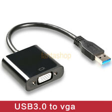 USB 3.0 to VGA Multi-display 1080P External Video Graphics Adapter Cable FullHD