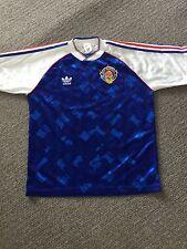Yugoslavia 1991-2 Hogar Camiseta De Fútbol. Raro/Vintage.
