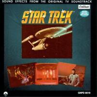 STAR TREK SOUND-EFFECTS (TV) / O.S.T.