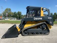 2011 John Deere 323d Only 1352 Hours Nationwide Shipping Available