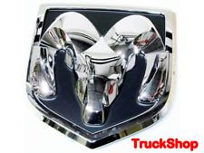 Emblem Widderkopf Kühlergrill Chrom ! Original Mopar ! Dodge Ram 2009 - 2012