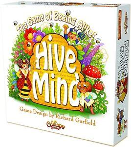 Hive Mind Board Game Calliope Games BRAND NEW ABUGames