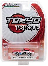 1:64 GreenLight *Tokyo Torque Japan* 1970 Bre Datsun 240Z #46 Race Car *Nip*
