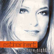 cd single EUROVISION 2003 Pays-bas : Esther Hart	One more night 2-Track CARD SL